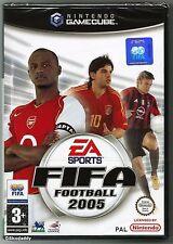 Gamecube Fifa Football 2005, UK Pal, Brand New Factory Sealed