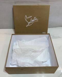 "Christian Louboutin Empty Shoe Box 13"" x 11"" x 5"""