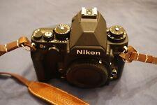 Nikon D Df 16.2MP Digital SLR Camera - Black (Body Only) MINT condition.