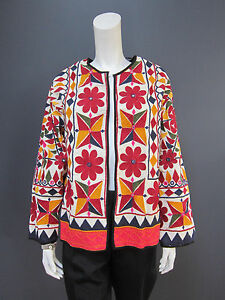 ZARA embroidered jacket NEW with TAG  size Medium