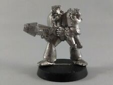 Rogue Trader Space Marine Brother Leach Plasma Gun Librarius Shoulder
