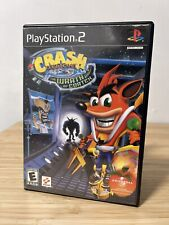 Crash Bandicoot The Wrath of Cortex Sony PlayStation 2 Ps2 Cib