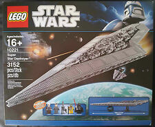 LEGO STAR WARS 10221 - SUPER STAR DESTROYER (UCS) NEW SEALED / NEW SEALED
