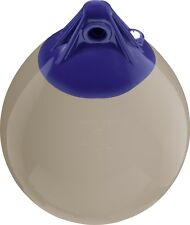 Two Polyform Buoys A-2 A2 Sand Color Heavy Duty Fender (2)