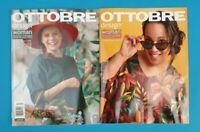 OTTOBRE design woman Frühling/Sommer 2/2021 NEU mit Schnittmuster 1A  abs. TOP