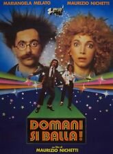 DOMANI SI BALLA!  DVD COMICO-COMMEDIA