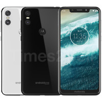 "Motorola Moto One XT1941-4  32GB (Factory Unlocked) 3GB RAM 5.9"" - Global - New"