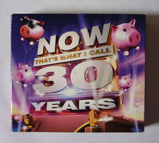 NOW THAT'S WHAT I CALL 30 YEARS 3 CD SET - 2013 - GOOD CONDITION