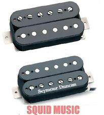 Seymour Duncan Custom 5 SH-14 Bridge & 59 SH-1n Neck Black Humbucker Pickup Set