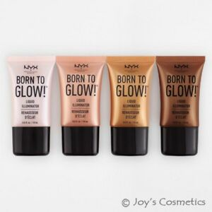 "1 NYX Born To Glow Liquid illuminator - LI ""Pick Your 1 Color"" *Joy's cosmetics*"