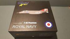 Gemini Aces  not Hobbymaster , Corgi . ROYAL NAVY F4-K Phantom XT864 Fly Navy