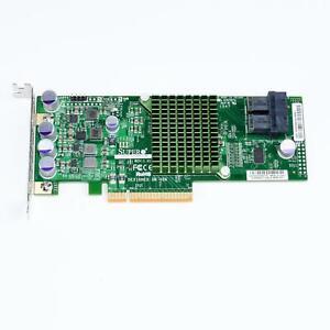 Supermicro AOC-S3008L-L8E SAS3 12Gbps 8-Port Internal PCI-e 3.0 HBA Controller