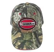 Gander Mountain Mossy Oak Camo Hunting Outdoors Cap Hat