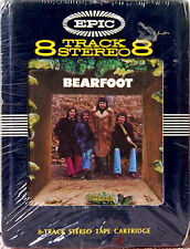 BEARFOOT Self Titled NEW SEALED 8 TRACK CARTRIDGE