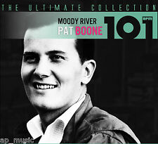 Pat Boone - Moody River - The Ultimate Collection - 4CD Box Set
