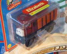 THOMAS & FRIENDS WOODEN RAILWAY ~ Elizabeth ~ LC99182 ~ EXTREMELY RARE ~ HTF!