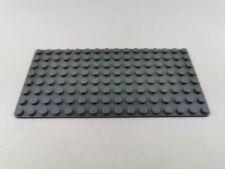 Lego® Classic Grundplatte 3865 8x16 Baseplate Platte grau dunkel grau
