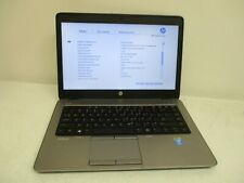 New listing Hp EliteBook 840 G2 Core i5 2.30Ghz 8Gb Ram No Hard drive incomplete laptop