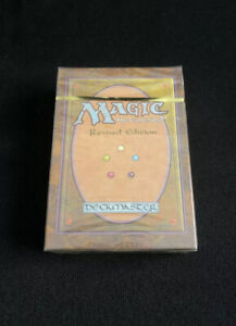 Magic the Gathering - 1994 Revised Starter Deck! Sealed! MTG 3rd Edition WOC6100