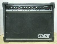 Vintage Crate G40CXL 2-Channel Twin Speaker Electric Guitar Amplifier For Repair