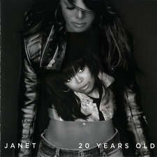 20 YEARS OLD - JACKSON JANET (CD) BRAND NEW