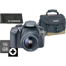 CANON EOS 1300D Kit Spiegelreflexkamera inkl. 18-55 mm Objektiv