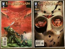 Freddy Vs Jason Vs Ash #5 & 6 1st Prints Wildstorm Dynamite Comics  2008 Horror