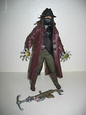"Van Helsing 16 Scale Action figure 12""  - customized with hat and weapon"