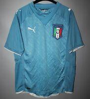 RARE ITALY NATIONAL TEAM 2009 HOME FOOTBALL SHIRT JERSEY CONFEDERATION (S)
