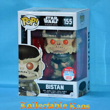 Star Wars - Bistan - NYCC 2016 FUNKO POP Vinyl Figure