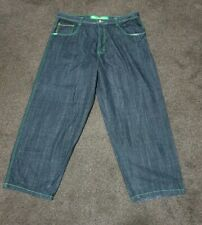 5ive Jungle Big & Tall Baggy Jeans Vintage Hip Hop Size 48 X32