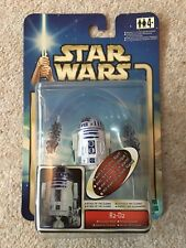 Star Wars R2-D2 Attack of the Clones Action Figure - MOSC 2002 Hasbro