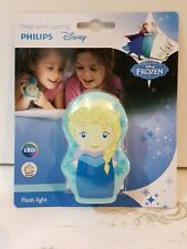 Philips Disney Frozen Princess Elsa Children's Night Light and Flashlight