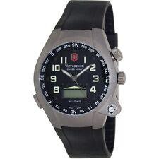 Victorinox Swiss Army ST Titanium 5000 Digital Compass Watch 24837 NEW