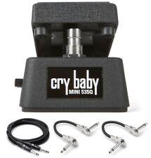 New Dunlop CBM535Q Cry Baby Mini 535Q Wah Pedal!  Crybaby