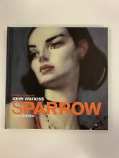IDW SPARROW #11 : JOHN WATKISS : HARDCOVER : BRAND NEW CONDITION