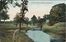 In The Park, BISHOP AUCKLAND, County Durham