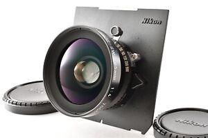 【MINT】 Nikon NIKKOR SW 65mm F4 S Wide Angle Large Format Lens From Japan 120Y