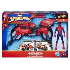 Hasbro Marvel Spider-man - Spider Cycle 15 cm E0593eu4