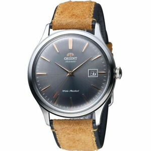 Orient Bambino Version IV Automatic Stainless Steel Watch -  FAC08003A0 NEW