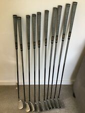 Yonex Left Hand Golf Iron Set ( 3-9 plus approach wedge,sw & pw )