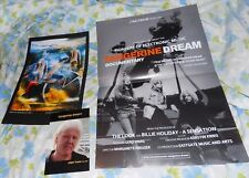 New RARE Tangerine Dream Kickstarter Promo Documentary Poster Postcard Rewards