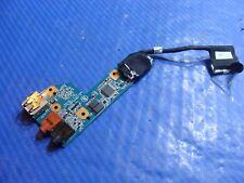 "Sony Vaio VPC-CW2GGX 14"" Genuine Laptop Audio USB Port Board w/ Cable"