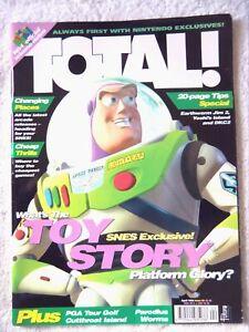 62390 Issue 52 Total ! Nintendo Magazine 1996