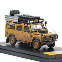 Master 1:64 Land Rover Defender 110 Camel Muddy Car Model Replenishing supplies