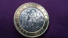 2015 Carta Magna £ 2 Libra Moneda