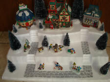 Christmas Village Display Base Platform J23 - Dept 56 Lemax Dickens