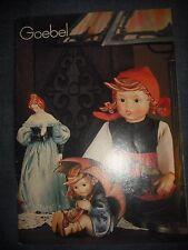 1983 Goebel 39 Page Figurine Catalog / Brochure And Maria Hummel Pamphlet