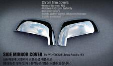 Chrome side mirror molding  For  Chevrolet  Winstorm  / Captiva (2006 ~ on)////