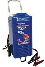 ASSOCIATED 6001A 6/12V 100/70 AMP BATTERY CHARGER H/D!